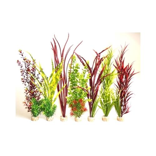 AQUA DELUXE PLANTS H:35cm