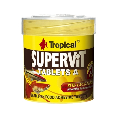 SUPERVIT TABLETS A 50ml
