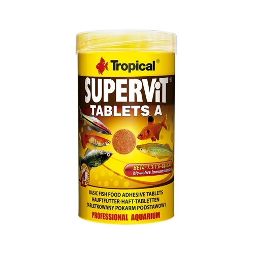 SUPERVIT TABLETS A 250ml