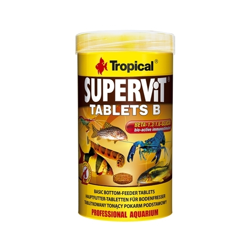 SUPERVIT TABLETS B 250ml