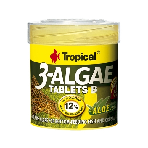 3-ALGAE TABLETS B 50ml-----