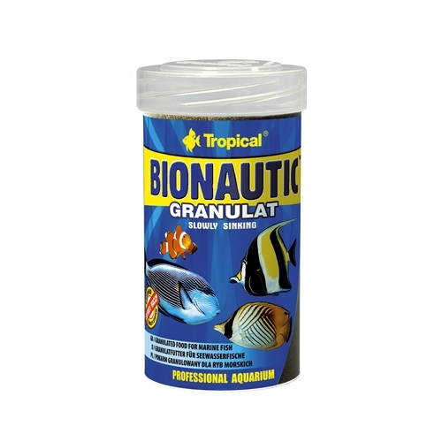 BIONAUTIC granulat 100ml  TROPICAL
