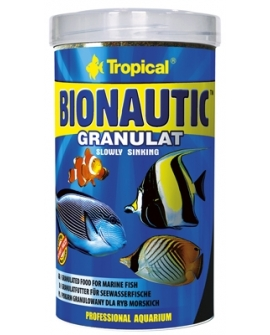 BIONAUTIC 500ml  granulat TROPICAL