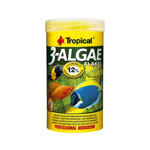3-ALGAE FLAKES 250ml