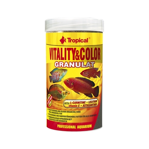 VITALITY & COLOR GRANULAT 250ml