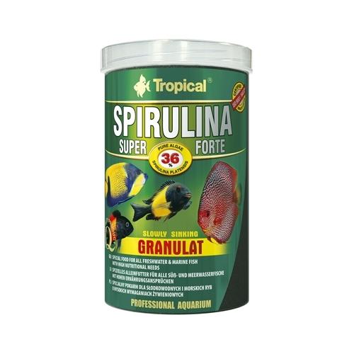 SUPER SPIRULINA FORTE GRANULAT 1000ml