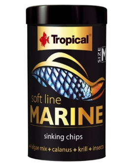 SOFT LINE MARINE M chips 100ml-----