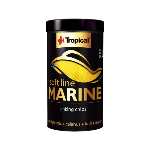 SOFT LINE MARINE L chips 250ml-----