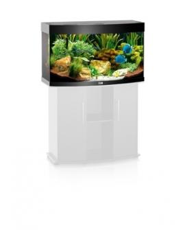 Aquarium VISION 180 LED (2x19w) NOIR  JUWEL