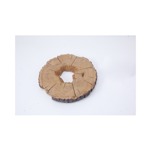 FLOATING ROCK W/ SUCTION CUP     240x240x35mm----