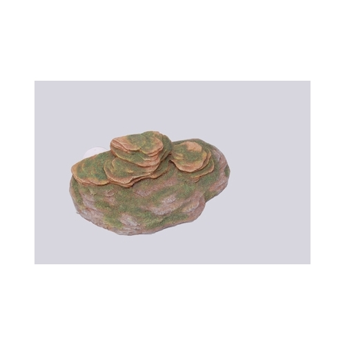FLOATING ROCK W/ SUCTION CUP     240x140x60mm