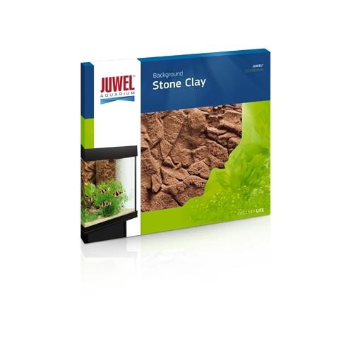 FOND ARRIERE STONE CLAY   (600x550mm)     JUWEL