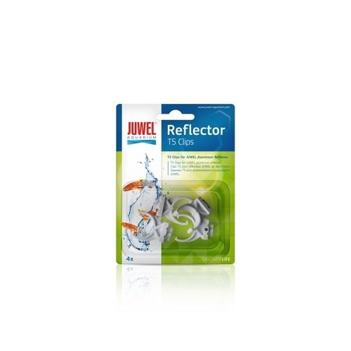Clips T5 pour réflecteur Hiflex 4pcs JUWEL