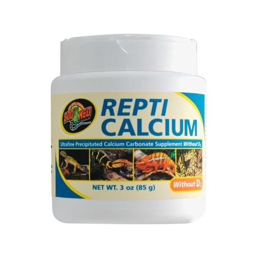 REPTI CALCIUM SANS  D3  85grs  ZOOMED