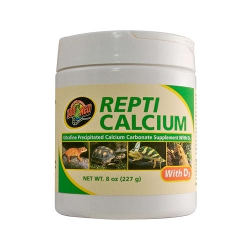 REPTI CALCIUM AVEC D3  227grs ZOOMED