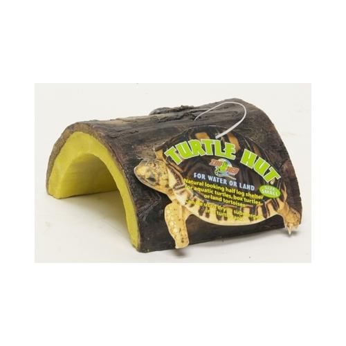 CAVERNE bois résine TURTLE HUT SMALL