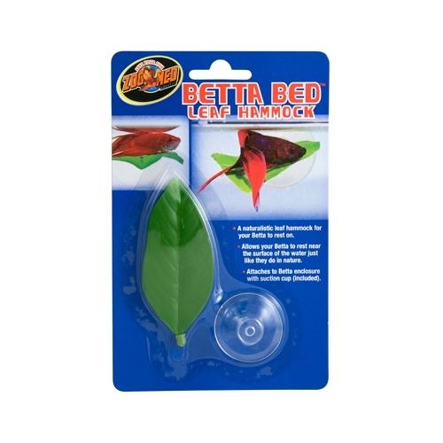 Betta Bed Leaf Hammock ZOOMED
