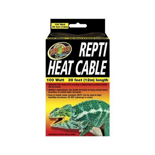 CABLE CHAUF.100W REPTI HEAT   -ZM