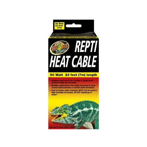 CABLE CHAUF.50W REPTI HEAT   ZM