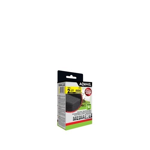 MOUSSE standard pour filtre PAT-MINI 2pc (aqua.shrimp)