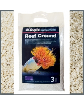 REEF GROUND aragonite naturelle   4Kg  2-3mm  3L