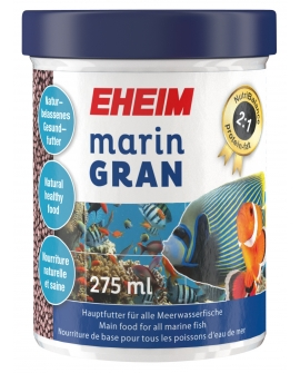 EHEIM professionnel food GRANULAT SMALL 275ml poissons marins