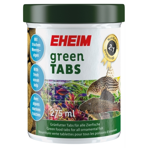 EHEIM GREEN TABS 275ml