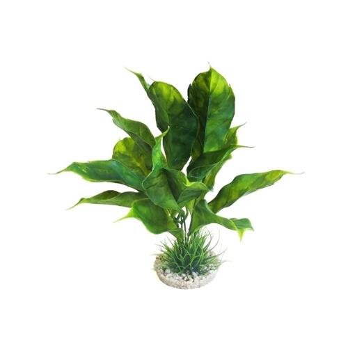 ANUBIAS PLANT H:28cm