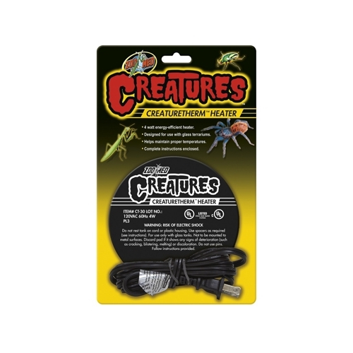 Creatures Therm Heater 4w  Zoomed