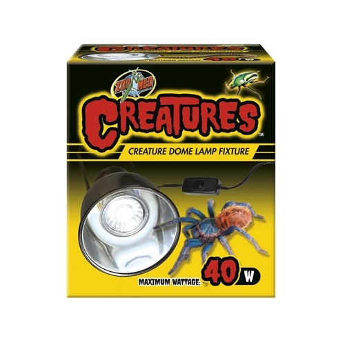 Creatures Dome Lampe Fixture  Zoomed