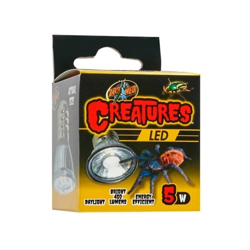 Creatures LED 5w  Zoomed