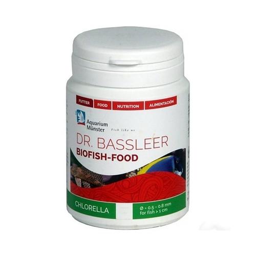 BIOFISH FOOD CHLORELLA M 60gr