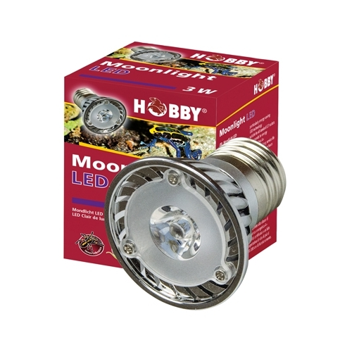 AMPOULE MOONLIGHT LED 3W  HOBBY