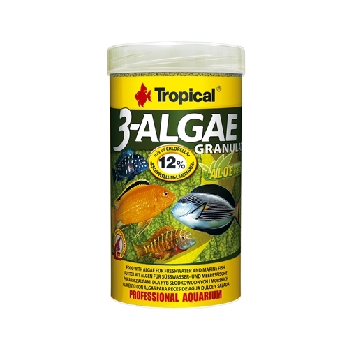 3-ALGAE GRANULAT 250ml