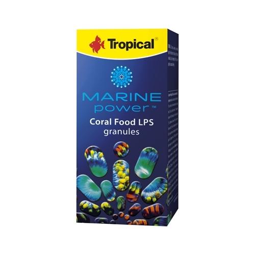 MARINE POWER CORAL FOOD LPS granulés 100ml  TROPICAL