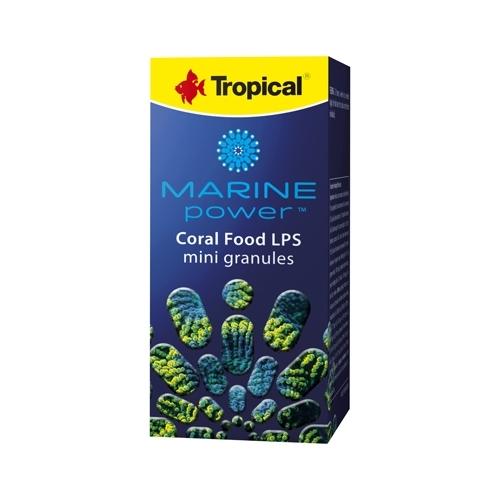 MARINE POWER CORAL FOOD LPS mini granulés 100ml  TROPICAL