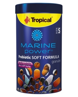 MARINE POWER Probiotic Soft FORMULA S granulés 100ml  TROPICAL