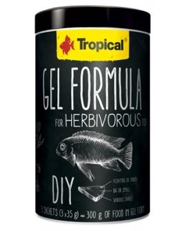 GEL FORMULA HERBIVOROUS  1000ml  (3x35g)