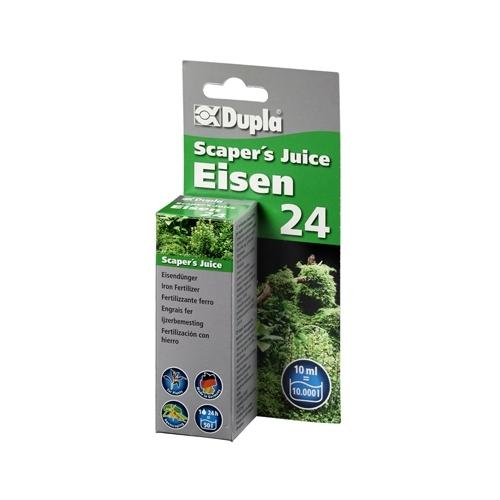SCAPER'S JUICE EISEN 24 - 10ml  DUPLA