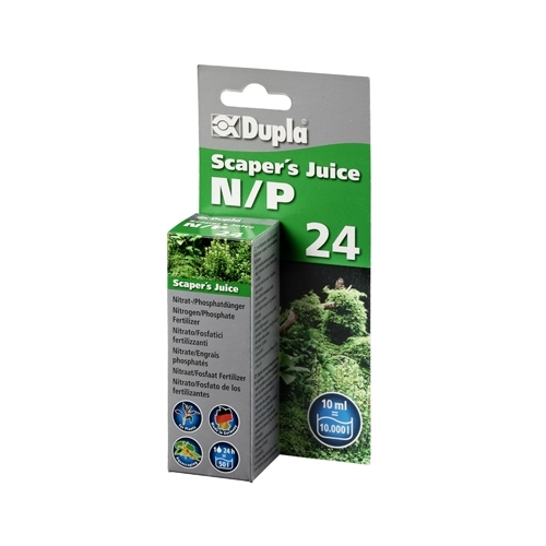 SCAPER'S JUICE N/P 24 - 10ml  DUPLA