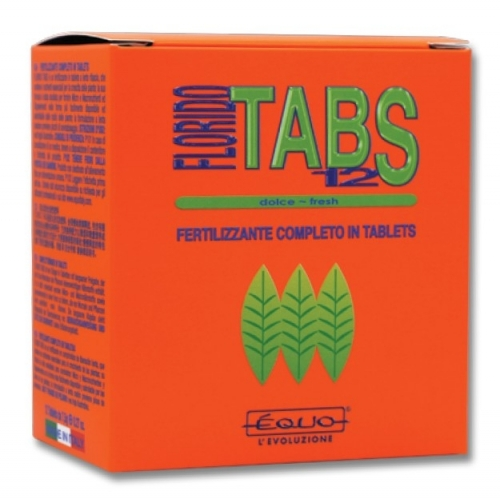 FLORIDO TABS 12tablettes  EQUO