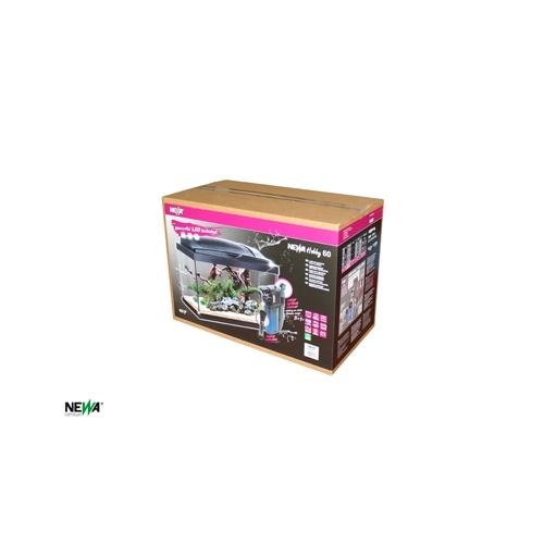 AQUARIUM NOIR NEWA HOBBY 60   60.5x30.5x41cm 60L