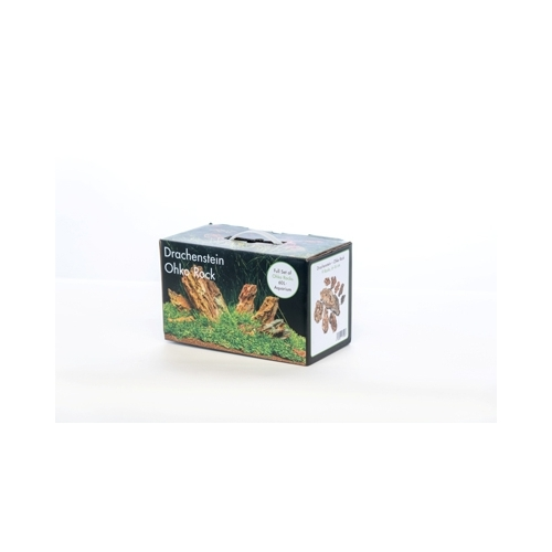 Deco Set Dragon Stone pour aquarium 60L