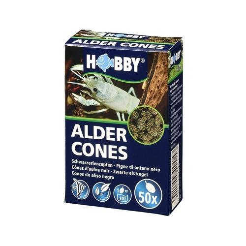 *ALDER CONES 50pc HOBBY (sur commande)