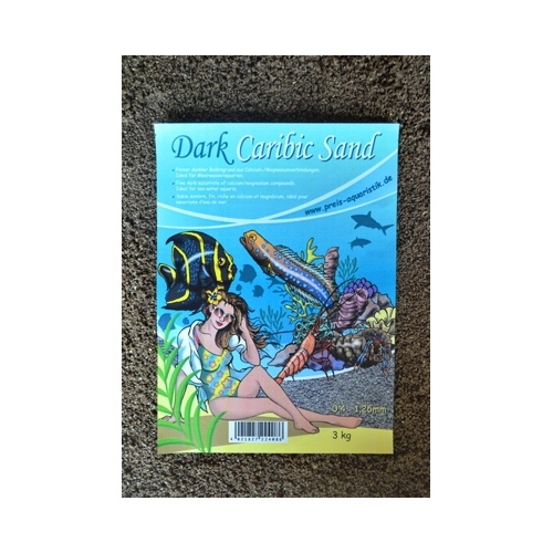 SABLE DARK CARIBIC SAND PREIS 8 Kg