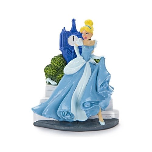 Cinderella with Clock Tower 10,1 cm