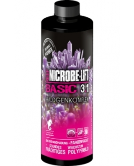 Microbe-lift (Reef) Basic 3.1 Halogen 120ml