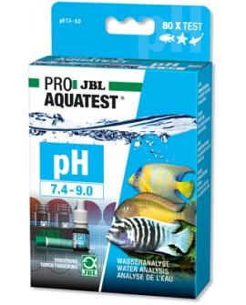 ProAquaTEST JBL PH 7,4-9,0 ( ED+EM)