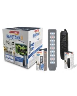 AQUARIUM NANOTANK CUBO SYSTEM 30 LED AMTRA