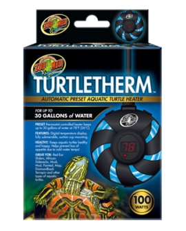 CHAUFFAGE TURTLE THERM HEATER 100w  ZOOMED